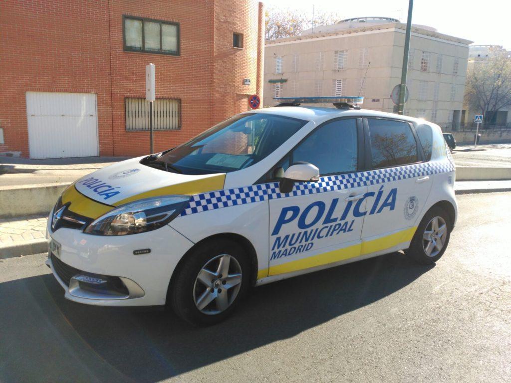 Coche policía local II