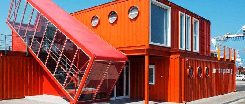 Vivir en un contenedor: nuevos modelos de vivienda